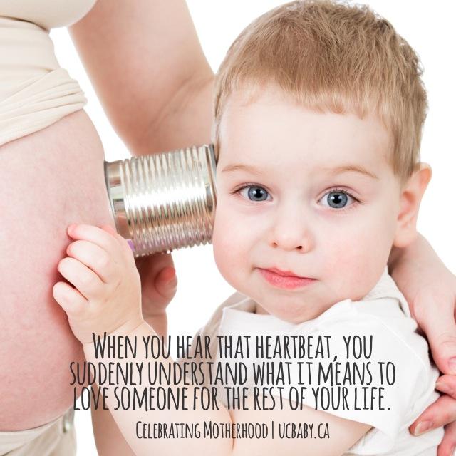 baby's heartbeats