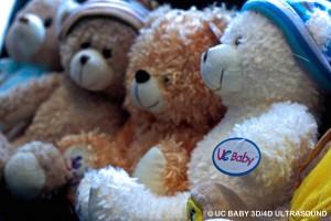 UC Baby Heartbeat Bear