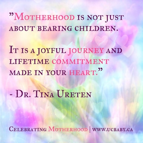 Motherhood Quotes Mother's Day