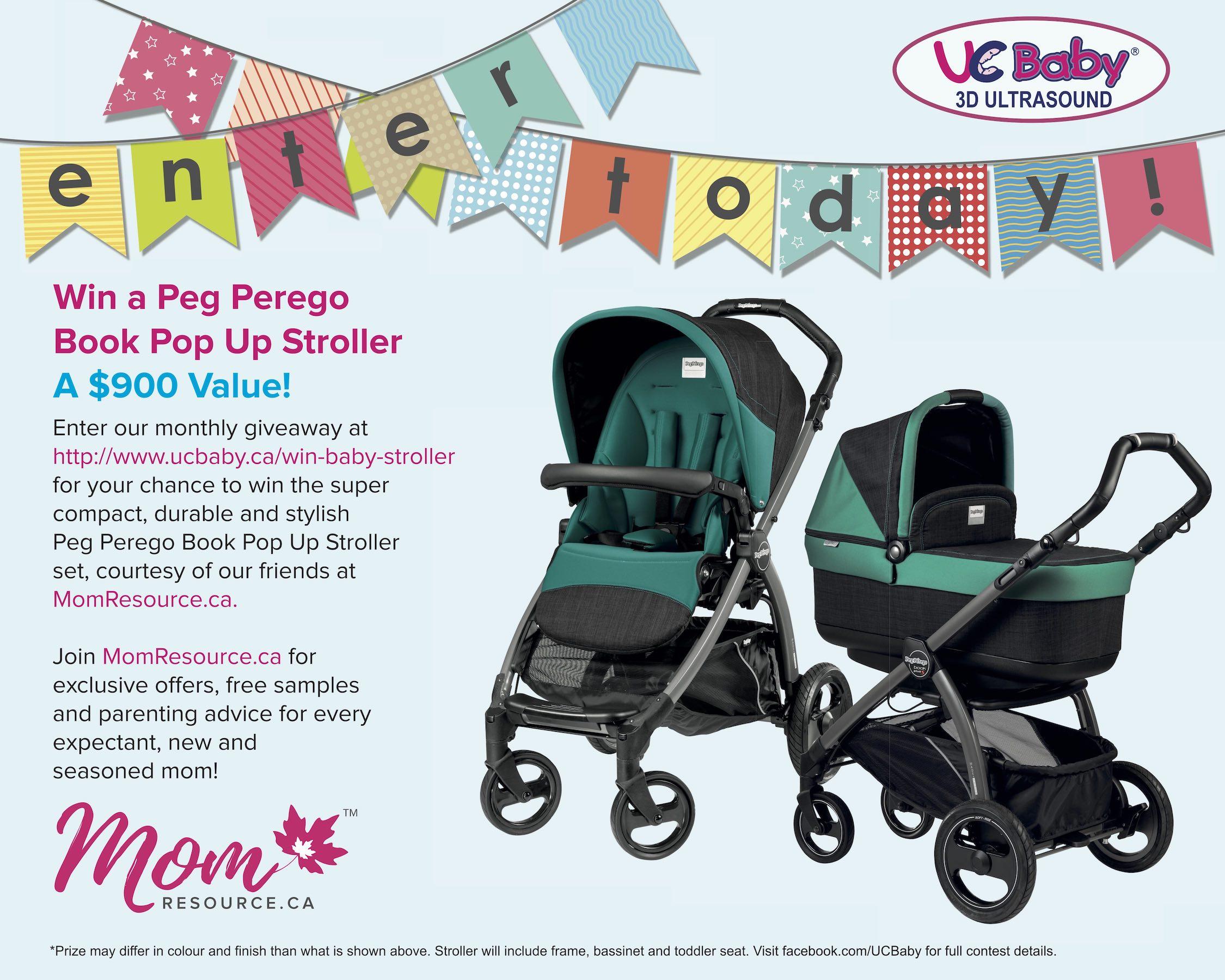 UC Baby Peg Perego Baby Stroller