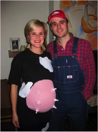 Halloween Costumes - Very aMOOsing!