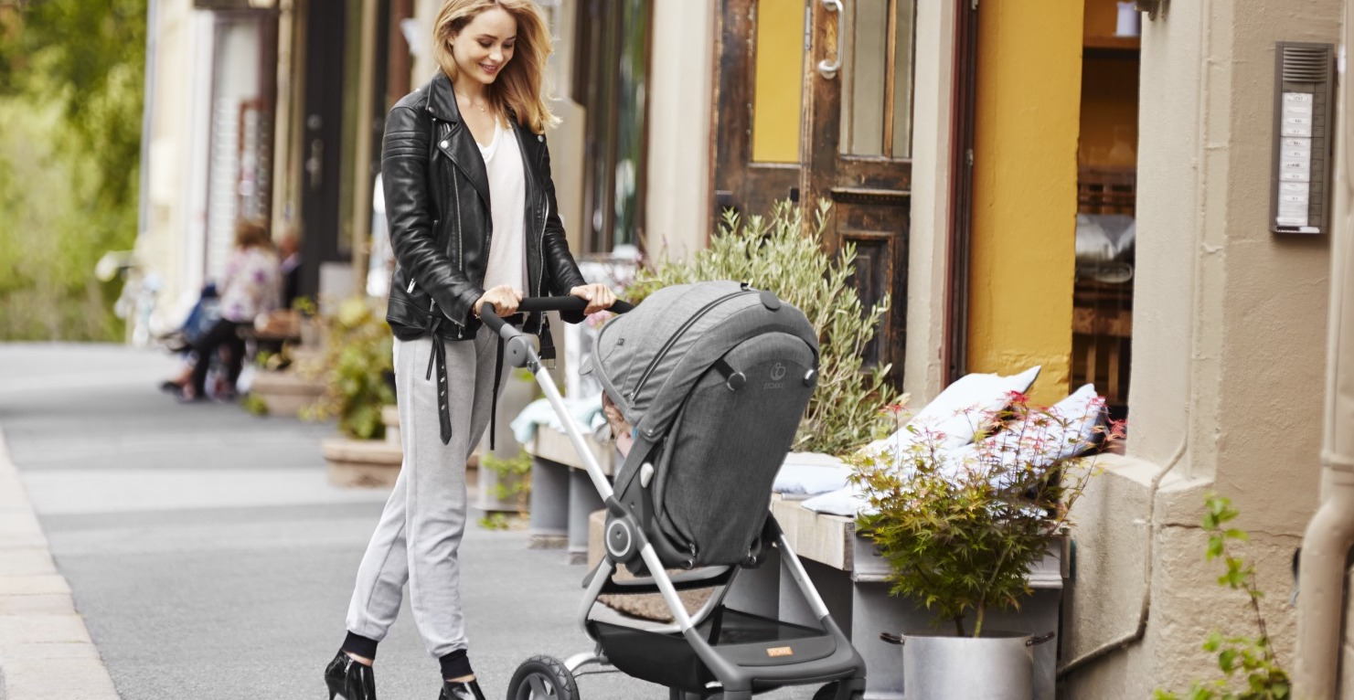 Stokke Scoot Stroller giveaway momresource