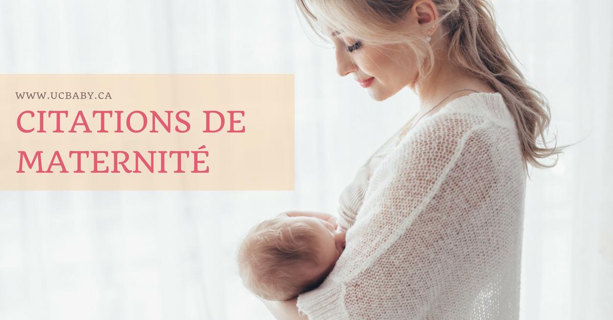 Citations de Maternité UCBABY
