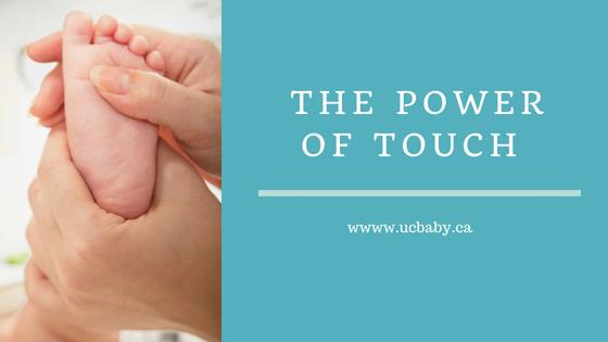 newborn healing power of touch