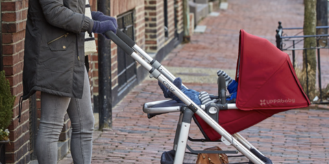 momresource giveaway uppababy cruz stroller