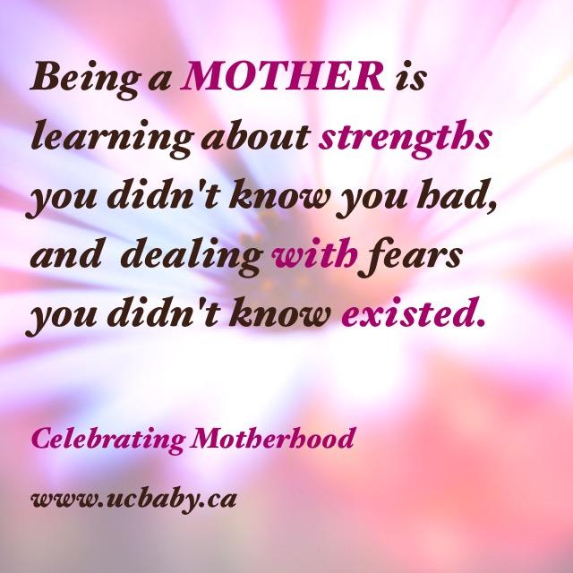 Motherhood Thoughts