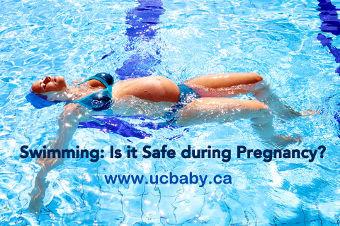 swimming safe during pregnancy