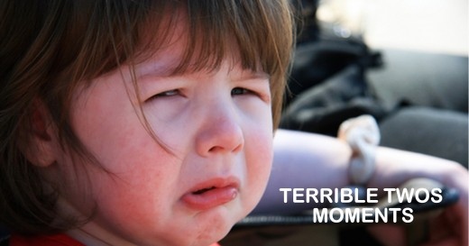 terrible twos moments