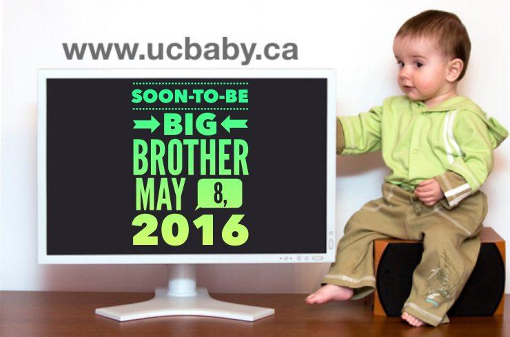 Pregnancy Baby Announcement