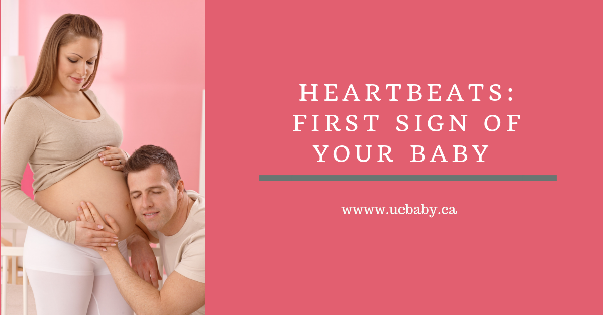 Heartbeats First Sign of your Baby