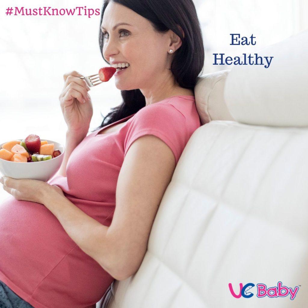 Health Pregnany - Eat Healthy