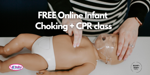 BBM Choking CPR Free Class