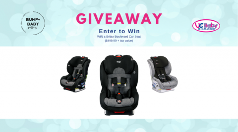 Bump Baby Matters Giveaway