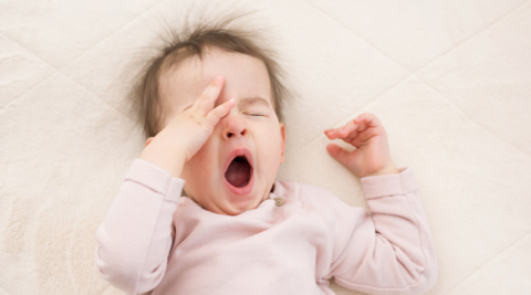 UC Baby Blog Toddler Sleep Problems