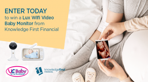 Win Video Baby Monitor - Knowledge First Giveaway
